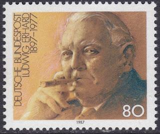 Ludwig Erhard Economist and Chancellor