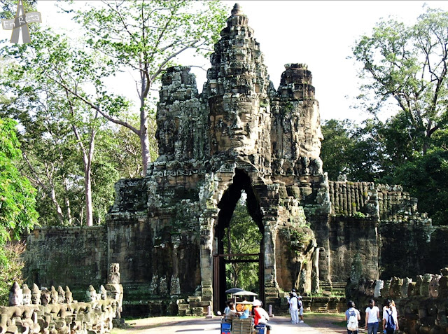 Puerta Sur Angkor Thom