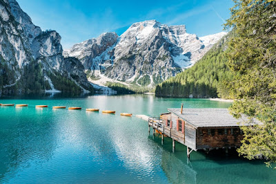 Lago di Braies Bolzano - Viaggynfo,travel blog