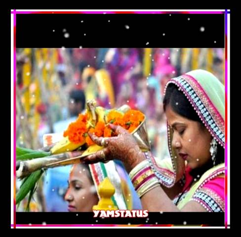 Best happy chhath puja status video download-New For Whatsapp