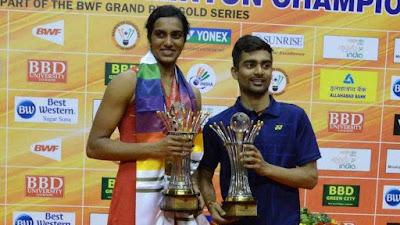 पीवी सिंधु ने ग्रेगोरिया मारिस्का और समीर वर्मा ने हमवतन बी. साई प्रणीत को हराया