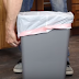 Έξυπνο tip για τις σακούλες σκουπιδιών (video)