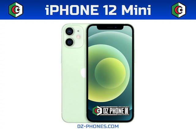 سعر ايفون 12 ميني في الجزائر و مواصفاته iPhone 12 Mini Prix Algerie