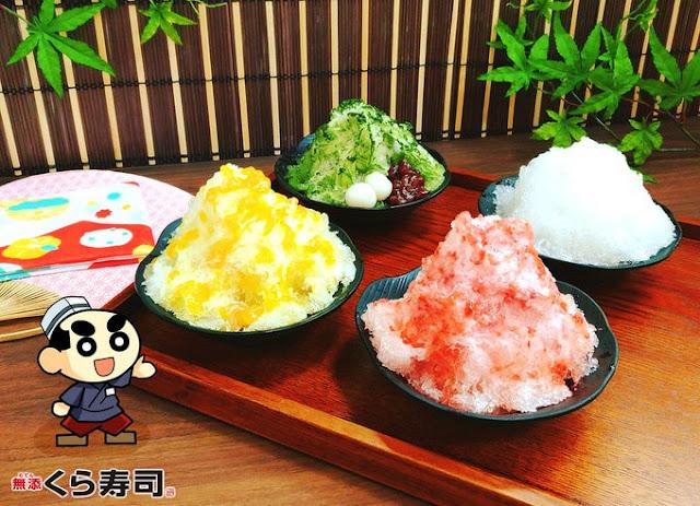 商用刨冰機王者品牌 Swan ice shaver 極致鵝絨日式刨冰機 · 鵝絨雪花冰機 夏日鵝絨冰共三款 抹茶紅豆 草莓 芒果