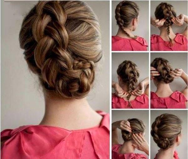 Wondrous Hair Pixiie Diy Braided Hairstyles Easy And Attractive Short Hairstyles Gunalazisus