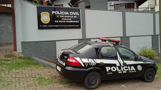 Polícia Civil prende foragido em Gravataí