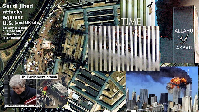 Pentagon, islam - and China?!
