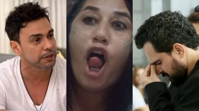 Cleo Loyola revela escândalo entre Zezé e Luciano, barraco, tapa na cara e fim da dupla