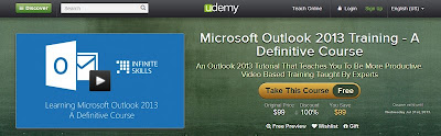 Microsoft Outlook 2013 Training Membership