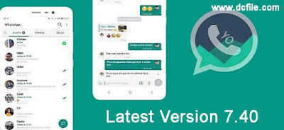 Yo Whatsapp Download | Latest Version  v7.40 | Free Download For Android