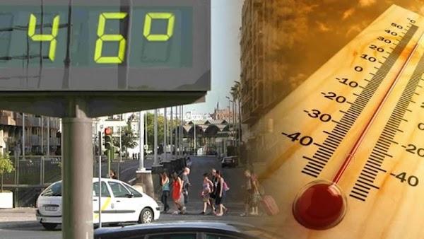 RÉCORD HISTÓRICO: el mes de julio fue el más caluroso de la historia.