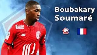 Liverpool mengincar Boubakary Soumaré