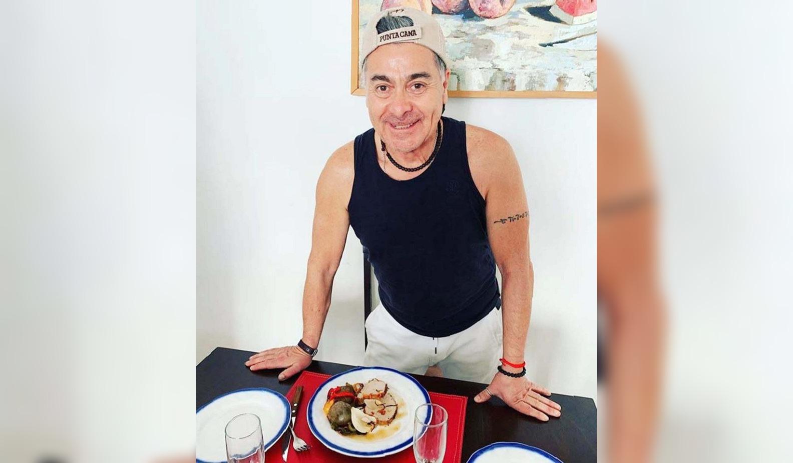 Pato Torres, soltero Estoy aprendiendo a cocinar
