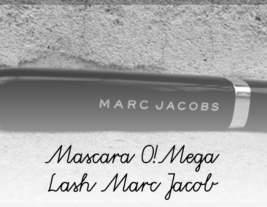 Mascara O!Mega Lash Marc Jacob.