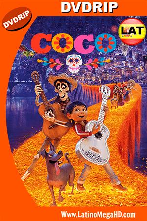 Coco (2017) Latino DVDRip - 2017
