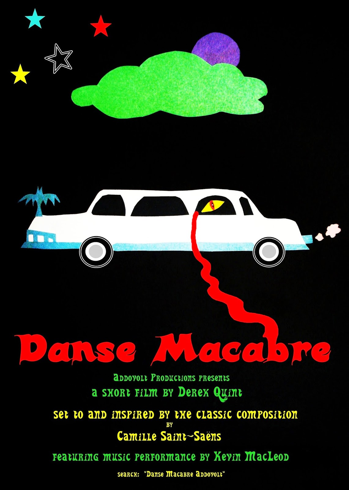"""Danse Macabre"" short film (2010)"