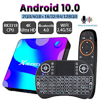 Transpeed Android 10 TV BOX
