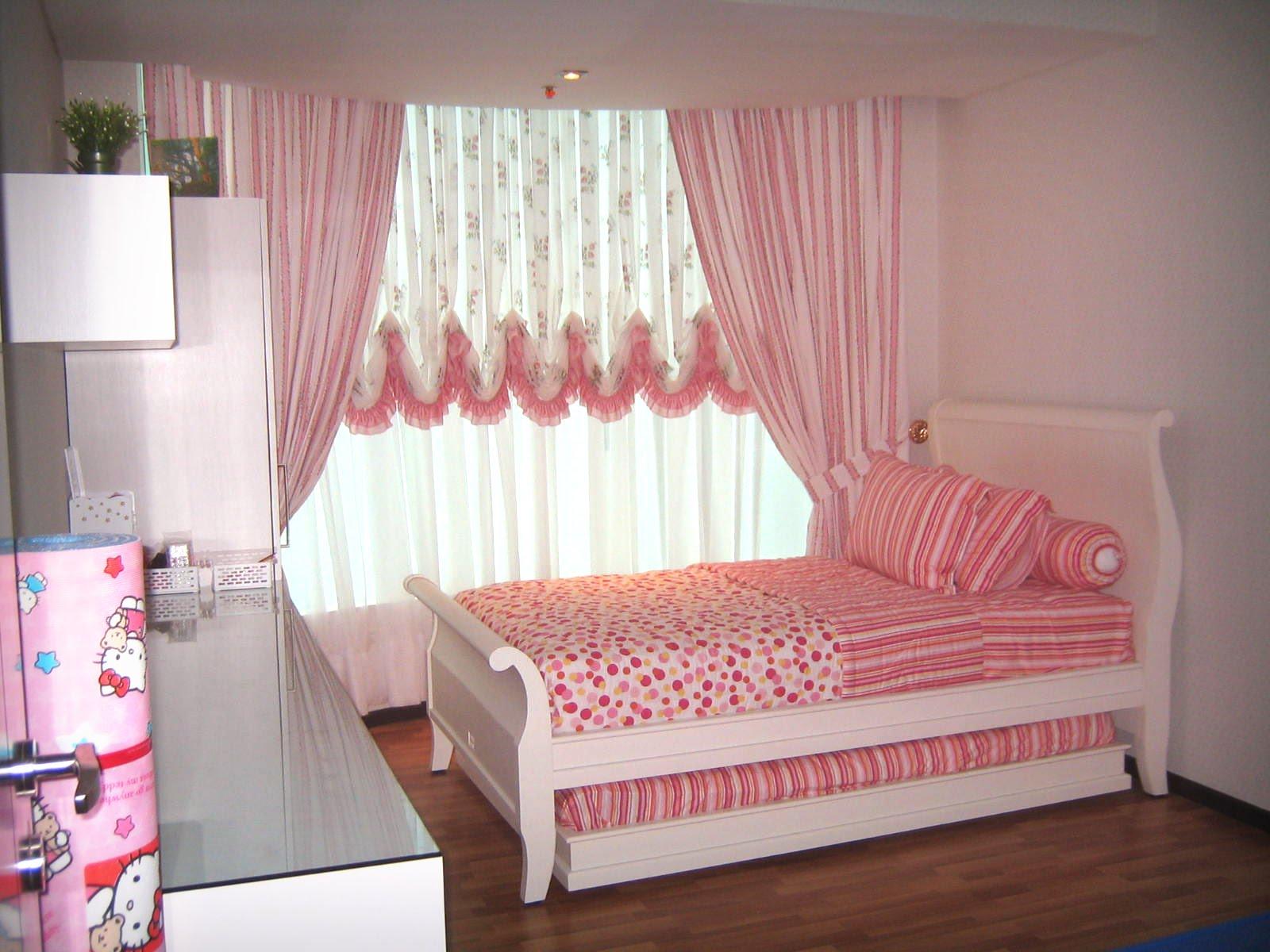 62 Desain Kamar Tidur Anak Perempuan Sederhana Yang Nampak Cantik