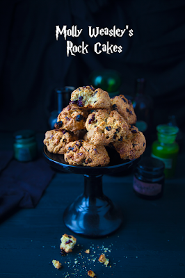 Molly Weasley's Rock Cakes (Harry Potter)