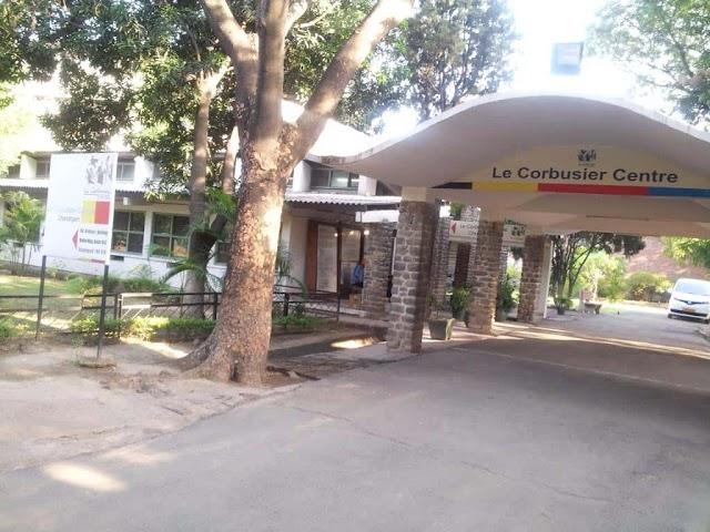 Le Corbusier Centre Chandigarh sector 19