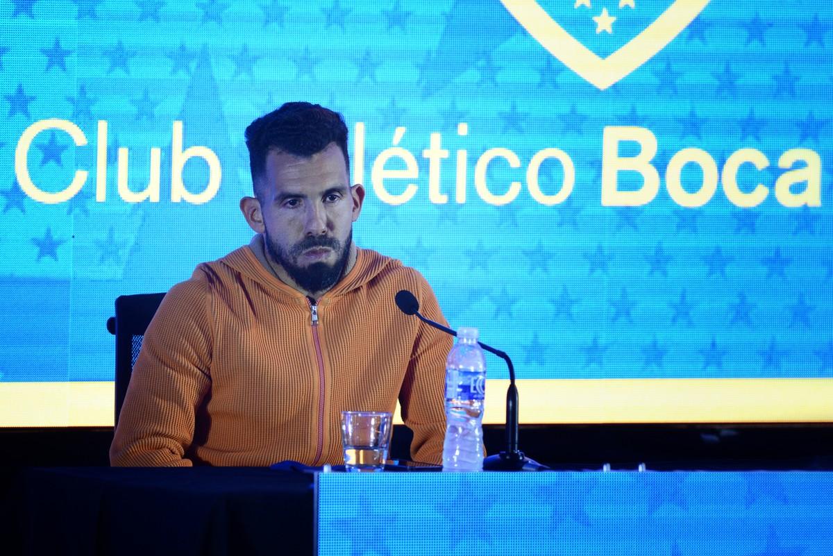"""Carlos Tevez anunció su salida de Boca: """"No tengo nada más para dar"""""""