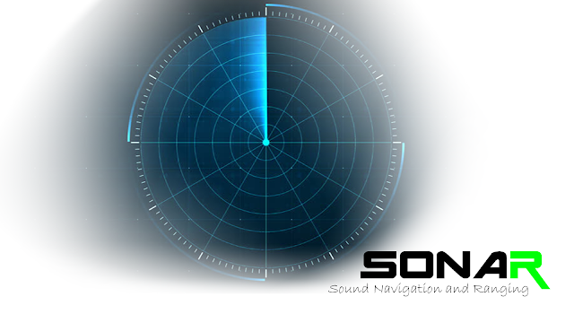Full form of sonar in science