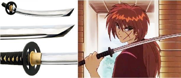 Sakabatou ( Rurouni Kenshin )