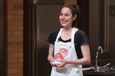 Depois da vitória, Rafaela quer investir na gastronomia - Crédito: Carlos Reinis/Band