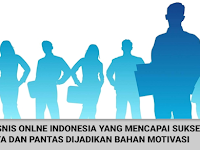 Pebisnis Online Sukses Indonesia yang Bisa Menjadi Bahan Motivasi