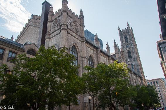 Basilica Notre Dame de Montreal