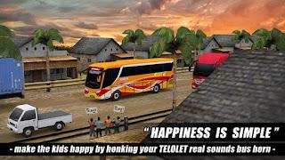 telolet bus driving mod apk
