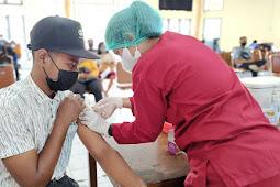 Nevile Muskita Sebut 116.904 Warga Merauke Sudah Terima Vaksin