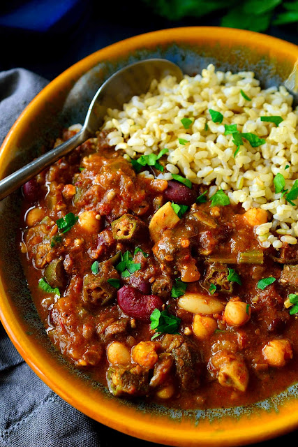 The Best Vegan Gumbo