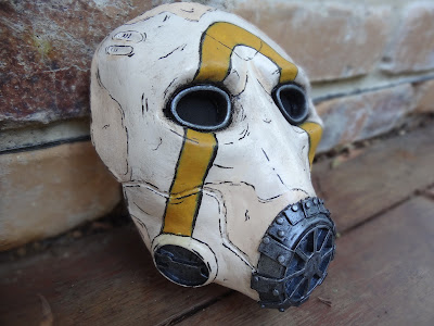 Borderlands 3 Psycho Mask