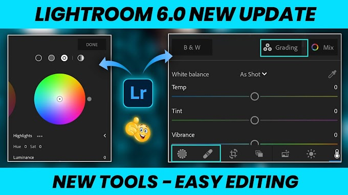 Adobe Lightroom - Photo Editor &(Pro Camra) 6.0 Version
