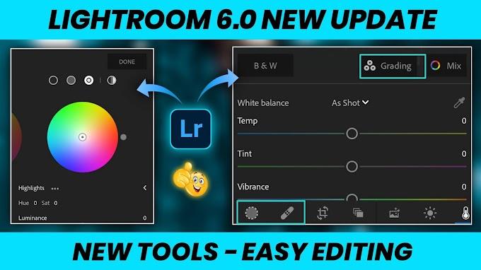 Adobe Lightroom - Photo Editor &(Pro Camra) 6.0 Version