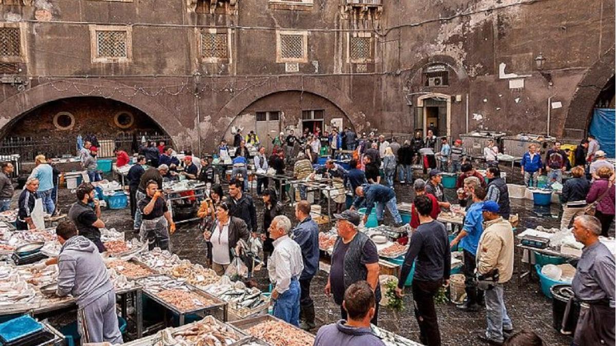 Borseggiatore Pescheria di Catania Reddito di Cittadinanza Polizia Locale