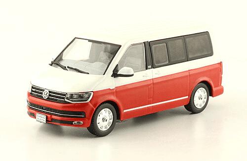 volkswagen T6 Multivan 2015 1:43, volkswagen collection, colección volkswagen méxico