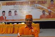 Zaini Yusuf : Target 7 Kursi DPRK Banda Aceh Berat