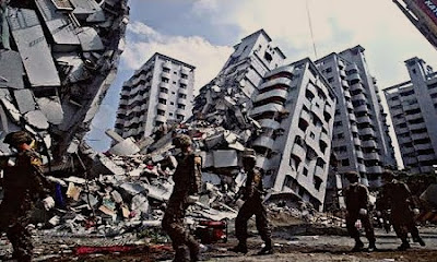 भूकंप के प्रभाव