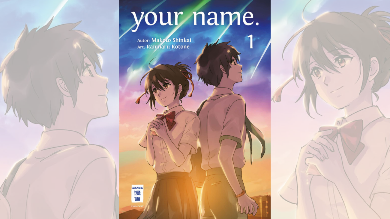 Mangahighlights 2017 Your Name
