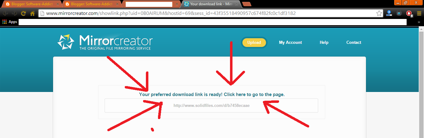 Tutorial: How to Download? ~ Software-Addict