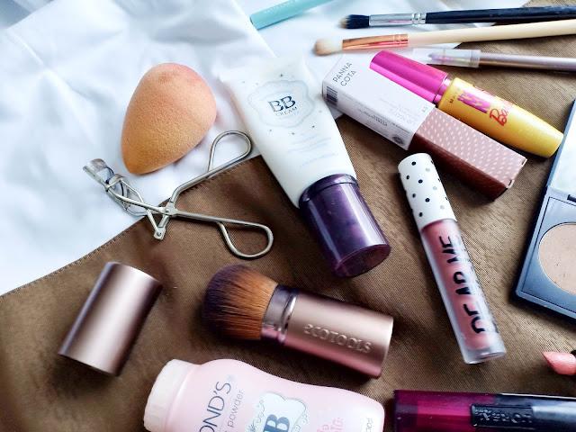 whats-in-my-travel-makeup-bag-ecotools-ponds-shu-uemura-etude-house