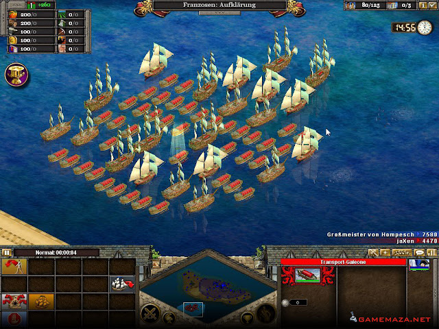 Rise of Nations Thrones and Patriots Gameplay Screenshot 2