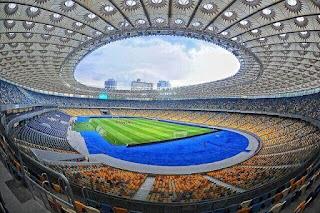 FOTO de ESTADIO OLÍMPICO DE KIEV