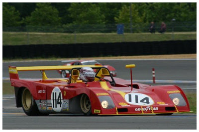 Ferrari fran strul till succe pa ett dygn