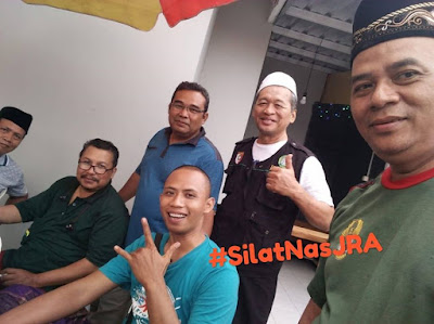 Team Ruqyah syar'iyyah JRA Gandarusa Kediri