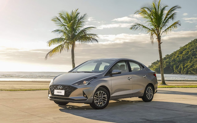 Hyundai HB20 1.0 Turbo 2021: fotos, preços e detalhes