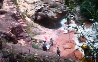 Chapada: Casal de turistas franceses desaparece em trilha e um deles é achado morto