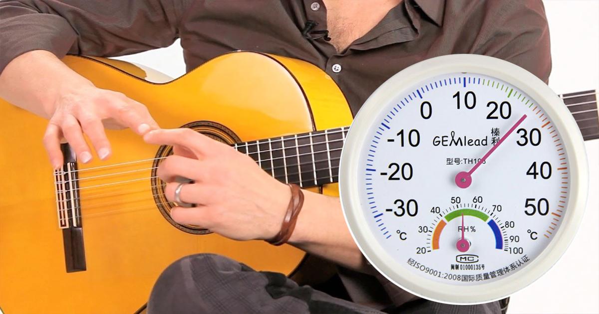 3 Cách bảo quản và chăm sóc đàn guitar acoustic của bạn tốt nhất